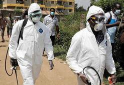 Afrikada corona virüste korkutan rakam 1 milyona yaklaştı