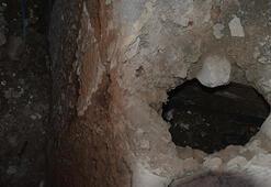 Sinop'taki 3 bin yıllık gizli tüneller gün yüzüne çıktı