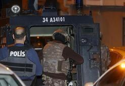 Son dakika Ankarada büyük operasyon Gözaltılar var...