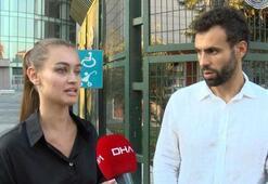 Ukraynalı Model Daria Kyryliuk savcılıkta ifade verdi