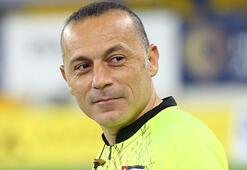 Son dakika | Barcelona-Napoli maçında Cüneyt Çakır düdük çalacak