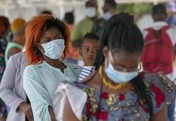Afrikada koronavirüs vaka sayısı 1 milyona yaklaştı