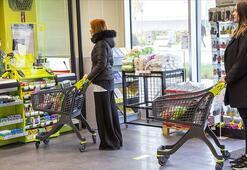 TPF: Marketlerimizde salgına karşı üst düzey önlem almaya devam ediyoruz