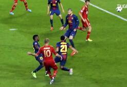 Arjen Robbenin Şampiyonlar Liginde attığı en güzel golleri hatırlayalım