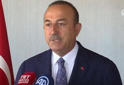 Son dakika Dışişleri Bakanı Çavuşoğlu Libyada
