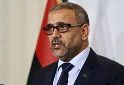 Libya Devlet Yüksek Konseyi Başkanı Mişri: Bir ayda (Haftere destek için) 110dan fazla kargo uçuşu yapıldı