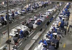 Tekstil ihracatındaki artış sevindirdi