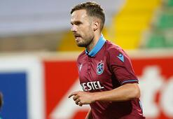 Son dakika | Filip Novak, Trabzonspora veda etti