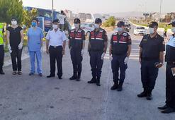 Jandarma Genel Komutanı Orgeneral Çetin: Corona virüs ile mücadele Türkiyede son derece iyi durumda