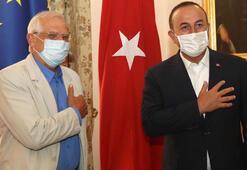 Bakan Çavuşoğlundan Doğu Akdeniz mesajı: Türkiye, çıkarlarını sonsuza kadar korumaya devam edecek