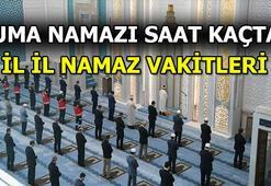 Cuma namazı saat kaçta Bugüne ait Ankara, İstanbul, İzmir ve diğer illerin Cuma namazı vakitleri