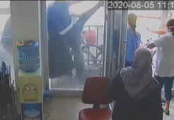Eskişehirde bir akademisyen doktorlara saldırdı
