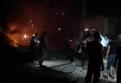 İdlibde evde patlama: 1 ölü, 5 yaralı