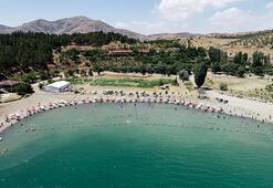 Hazar Gölü, Ege ve Akdenizi aratmıyor