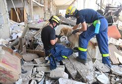 Lübnandaki patlamada ölü sayısı 154e yükseldi