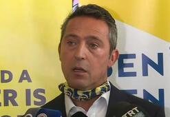 Son dakika haberler - Fenerbahçe Başkanı Ali Koçtan harcama limiti ve transfer açıklaması