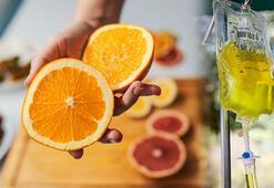 Yüksek doz C vitamini Covid-19 hastalığını iyileştiriyor mu