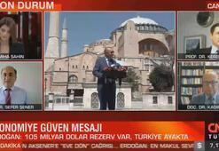 Sefer Şener Cumhurbaşkanı Erdoğanın ekonomiyle ilgili açıklamalarını değerlendirdi