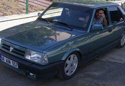 1996 model Doğan ile Avrupa turu