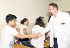 ÇİBEM'li gençler LGS sınavını geçti