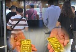 Son dakika... Altın fiyatları değişince yatırımcılar kilo kilo almaya başladı
