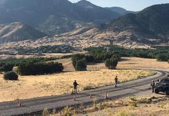 Tuncelideki köyde karantina süresi uzatıldı