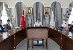İstanbulda corona virüs toplantısı Yeni önlemler değerlendirildi