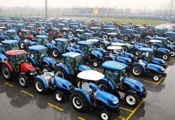 Traktör üretimi arttı