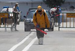 Mısırda corona virüsten ölenlerin sayısı 5 bine yaklaştı