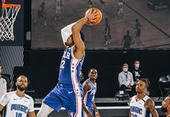 NBAde Sixers, galibiyet serisini 3 maça çıkardı