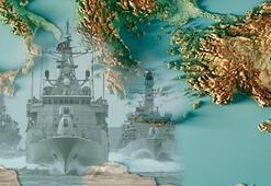 Son dakika: Atinada panik Türk savaş gemileri harekete geçti