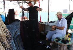 Karadenizli balıkçılar yeni av sezonuna hazırlanıyor