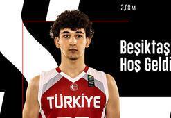 Beşiktaş, Sadık Emir Kabaca ile 3 yıllığına anlaştı