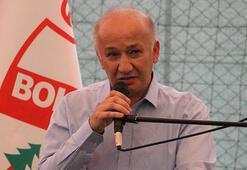 Bolusporun yeni başkanı Abdullah Abat oldu