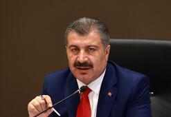 Son dakika haberi: Bakan Koca tüm Türkiyede düştü diyerek son durumu açıkladı