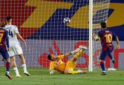 Barcelona Napoli: 3-1