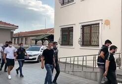 Hem trafiği hem corona virüsü yok saydılar 8 kişi yakalandı
