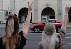 Belarusta tarihi gün 3 kadın aday birleşti