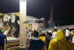 Hindistandaki uçak kazasında ölü sayısı 18e yükseldi