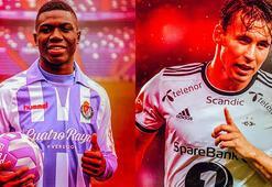 Trabzonspor haberleri | Yeni transfer Trondsen, Sörloth'un arkadaşı