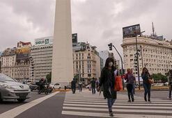 Arjantin ve Şilideki corona virüs vakaları artıyor