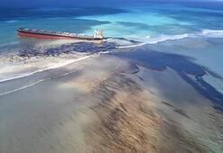 Tatil cenneti Mauritius çevre felaketiyle karşı karşıya