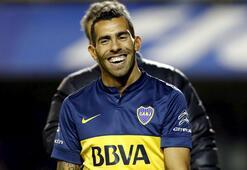 Boca Juniorsta Tevezin sözleşmesi uzatıldı