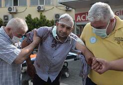 İstanbulda otobüs kazası Şoför uyumuş