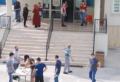 İstanbulda DGS sınavı başladı