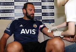Fenerbahçede sağlık kontrolü başladı