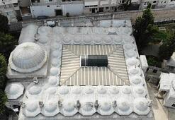 472 yıllık tarihi camideki klima ünitelerine büyük tepki