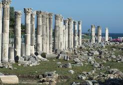 Gökbilimci Aratosun mezarı Mersinde gün ışığına çıkarılıyor