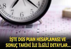2020 DGS puan hesaplaması nasıl yapılır DGS sonuçları ne zaman açıklanacak