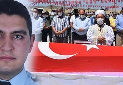 Kalp krizinden ölen polis memuru, Sivasta toprağa verildi